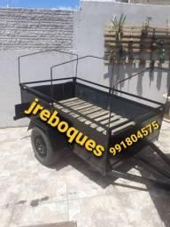 Alugueis de reboques para veículos