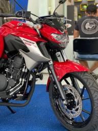 Oferta Yamaha Fazer 250 Freios Abs 2020/21 0km - R$2.500,00