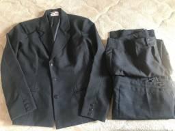 Terninho + 2 calças 44