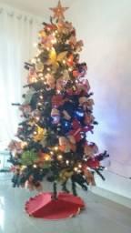 Árvore Natal Decorada
