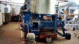 Máquina de produção de torta de algodao