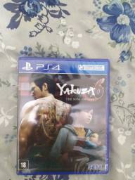 Jogo Yakuza 6: The Song of Life PS4 Lacrado Novo