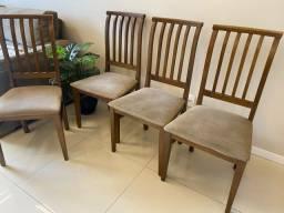 Cadeiras de Madeira Raiuga