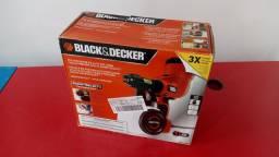 Pistola de Pintura Elétrica Black&Decker
