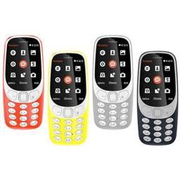 Nokia 3310 versão nova lacrado na caixa e pronta entrega BLACK FRIDAY