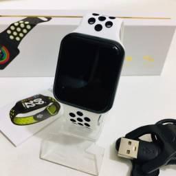 Relógio smartwatch F8 sport