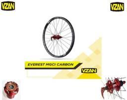 Rodas Everst Carbon - M G C I - Aro 29 - Produto NOVO - Mgci