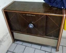 Radiola/Vitrola Antiga Teleuniao anos 50(leia a descrição).