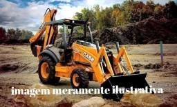 RETROESCAVADEIRA CASE 580N 4×4 2018