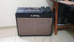 Amplificador de guitarra line 6 flexitone ii plus 2x12