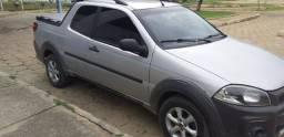Vendo Fiat estrada completa 2014