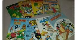 Coleção Completa Álbuns Disney - 1 A 8 - Excelente estado