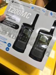 Rádio comunicador (Original)Motorola talkabout t200br