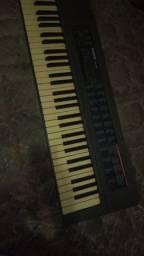 Troco teclado musical por notebook