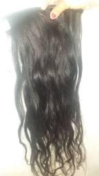 Mega Hair - Cabelo Humano Natural 66cm