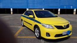 Corolla Gli 2013 Aut. + GNV 5° geração