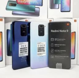 Celulares Linha Xiaomi Novos com Garantia + Brinde - Loja Física