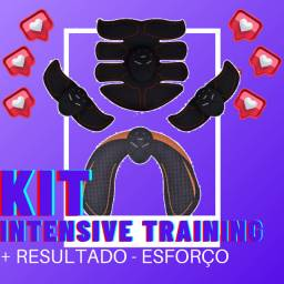 Kit de treino intensivo - tonificador muscular