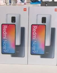 Xiaomi redmi note 9 pro 128gb 6g RAM promocao. Celular lacrado.
