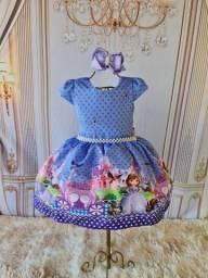 Título do anúncio: Princesa Sofia *Loja Taciana kids
