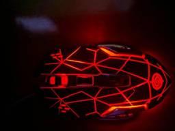 Mouse Gamer Rgb e  DPI