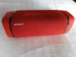 Título do anúncio: caixa de som sony original srs-xb33 pouco uso