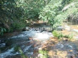 58 Hectares no município Água fria Goiás, com àgua cristalina , 420 mil
