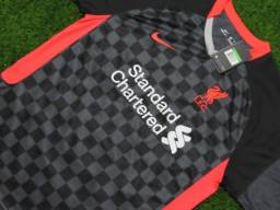 Camisa Liverpool III 20/21 - Torcedor