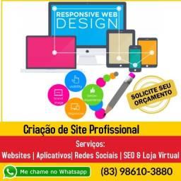 Título do anúncio: Consultoria de e-commerce e gerenciamento de redes sociais, construção de sites