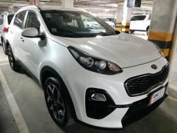 Título do anúncio: KIA Sportage 2.0 LX 4X2 16V FLEX 4P AUTOMATICO
