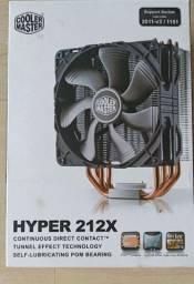 Cooler Hyper 212x pouquíssimo uso