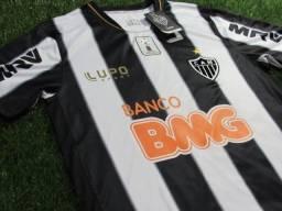 Camisa Lupo do Atlético MG Libertadores 2013