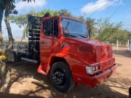 Vende caminhão MB-1214 Ano 90