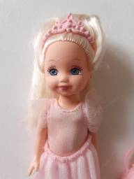 Título do anúncio: Boneca kelly bailarina
