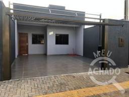 Casa para Venda em Foz do Iguaçu, Jardim Ipê, 1 dormitório, 1 suíte, 2 banheiros, 2 vagas