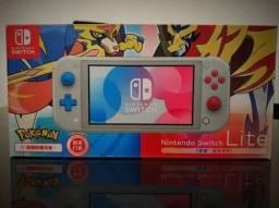 Título do anúncio: Nintendo Switch Edição Especial Pokémon (Troco)