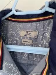 Título do anúncio: Camisa Social com magas compridas - (Masculino)
