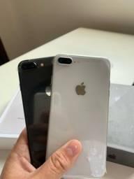 Título do anúncio: iPhone 8 Plus 64GB Prata