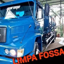 Título do anúncio: LIMPA FOSSA TURBO LIMPA