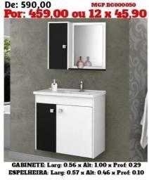 Título do anúncio: Conjunto de Banheiro e com Pia e espelhado- Super Promoção em Ponta Grossa