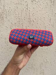 Caixa De Som Sem fio Portatil Bluetooth 5w Rms Music Speaker E16+ Cartao sd Pendrive