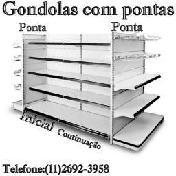 Título do anúncio: Gondolas