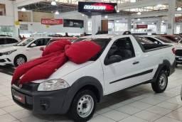 Título do anúncio: Fiat STRADA WORKING 1.4 8V (FLEX) 2P