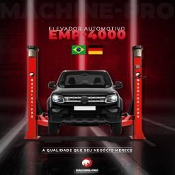 Título do anúncio: Elevador Automotivo I Eletromecânico I Machine-Pro EMP-4000 I Novo I Trifásico