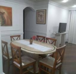 Apartamento com 3 dormitórios à venda, 84 m² por R$ 640.000,00 - Chácara Califórnia - São