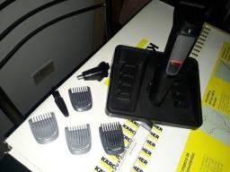 Título do anúncio: Maquininha corta cabelo e aparador de pelos Philips