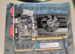 Gt 710 msi 2gb +RAM ddr3 4gb 1600mhz