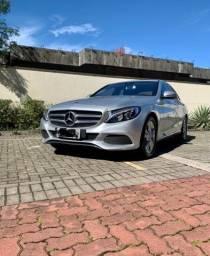 Título do anúncio: Mercedes c180 2017/17 blindada 38mil km