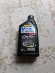 ÓLEO MOBIL 20W50