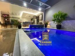 Linda casa de alto padrão No Araçagi ,Toda Projetada